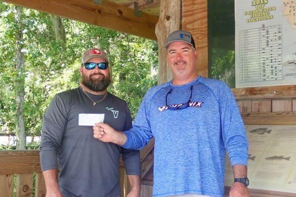 2nd Place- Roy Raulerson & Ryan Cooper