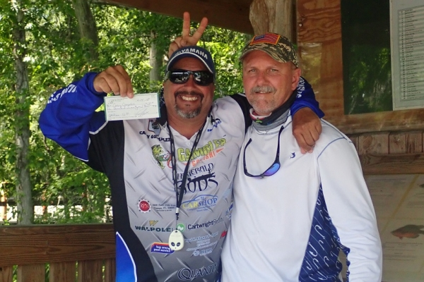 6th Place-Casey Gonzalez & Eugene Terkoski