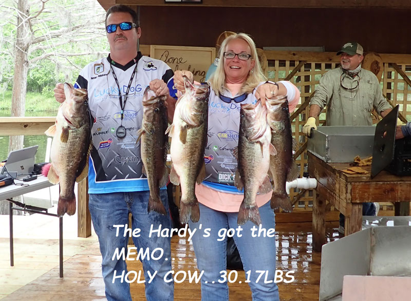 Mike and Pam Hardy Camp Mack - Lake Kissimmee